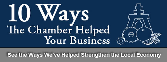 10 Ways Chamber Helped Businesses